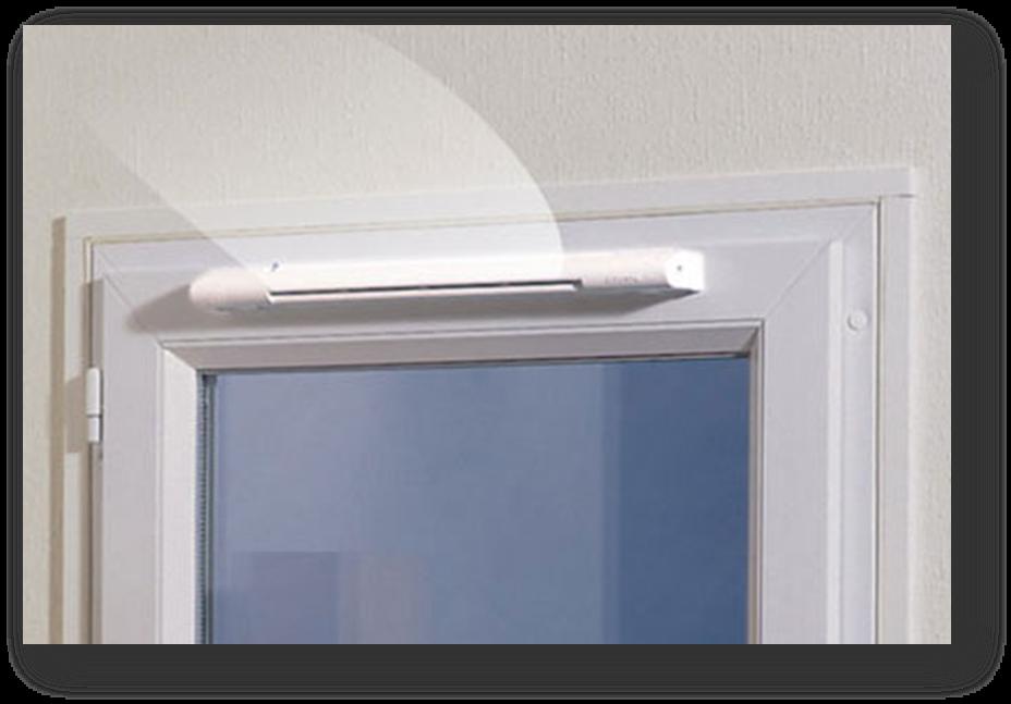 Вентиляция в пластиковых окнах своими руками